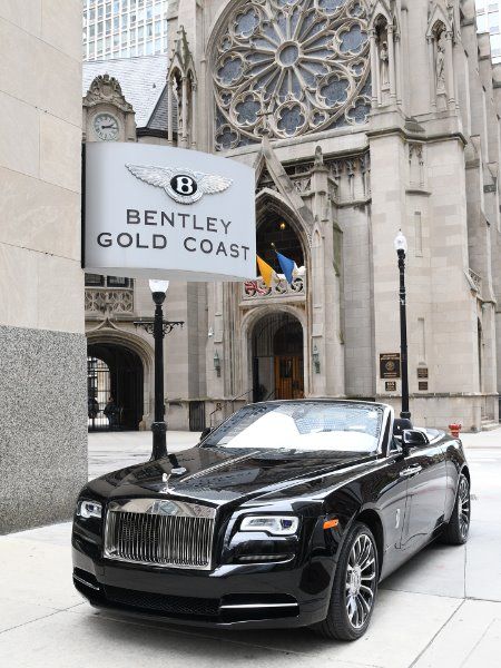 2018 Rolls-Royce Dawn