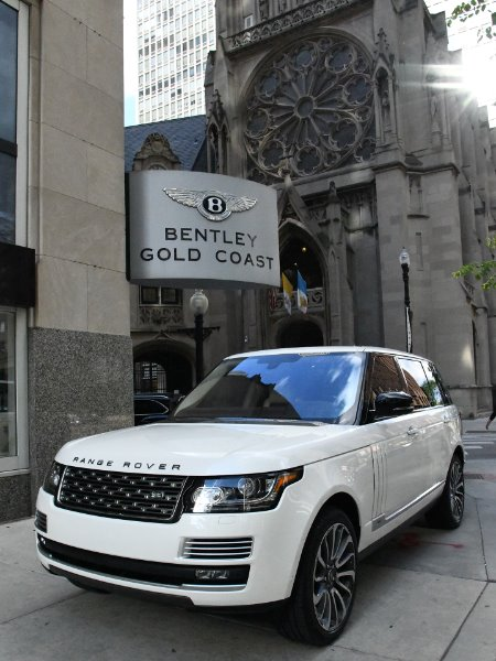 Lamborghini Gold Coast 2016 Land Rover Range Rover Svautobiography