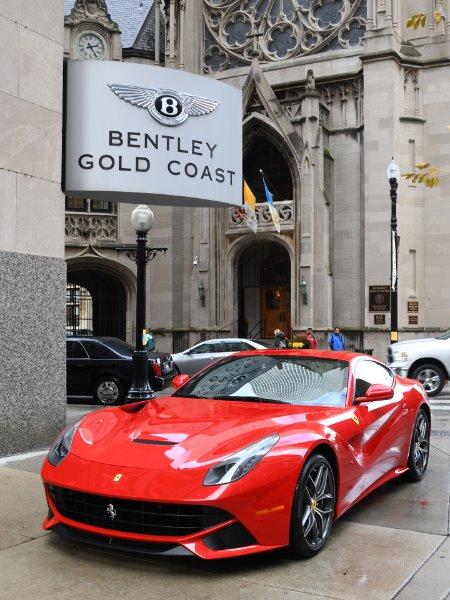 Lamborghini Gold Coast 2013 Ferrari F12 Berlinetta Pre Owned