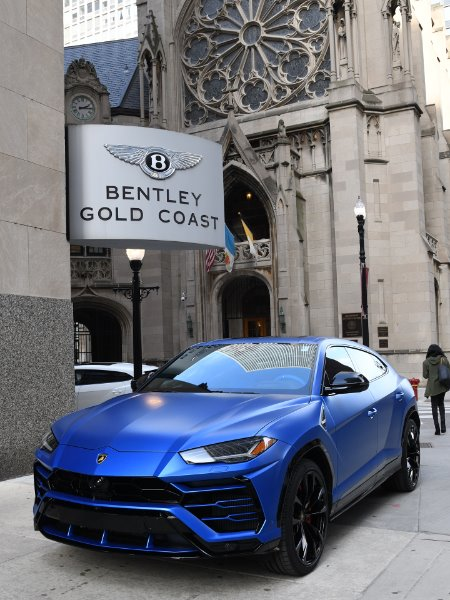 Lamborghini Gold Coast 2019 Lamborghini Urus , Pre,Owned