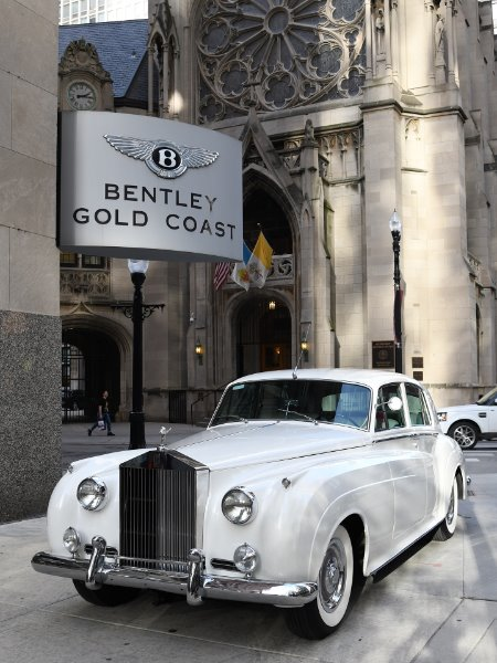 1960 Rolls-Royce Silver Cloud