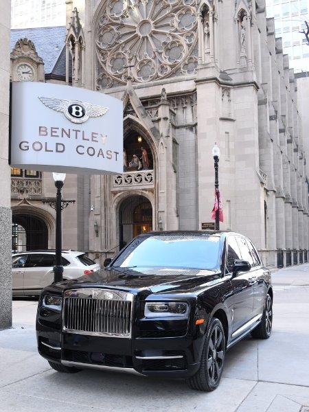 Lamborghini Gold Coast 2020 Rolls Royce Cullinan New Inventory