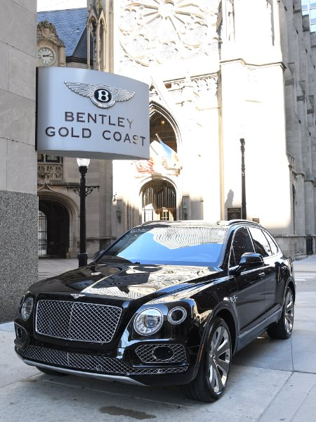 2018 Bentley Bentayga Mulliner Edition