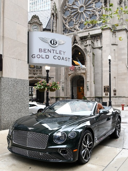 2020 Bentley Continental GT V8 Convertible GTC V8
