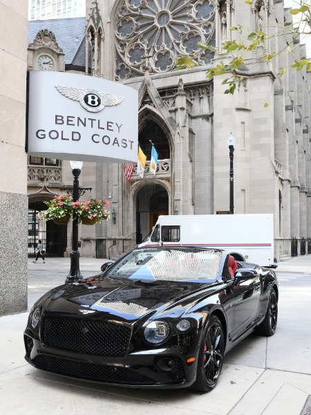 2020 Bentley Continental GTC V8 First Edition